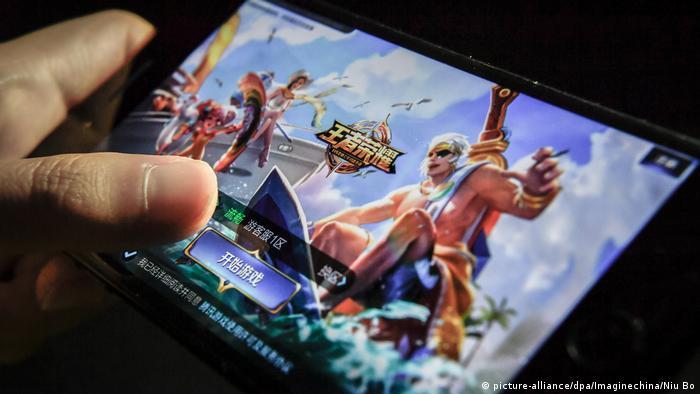 Играта Честта на кралете е много популярна в Китай