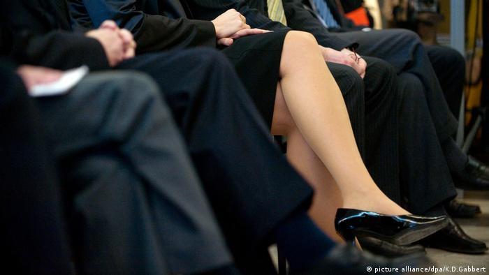 Frauenanteil in Aufsichtsräten leicht gestiegen