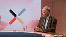 Deutschland wählt DW Interview mit Alexander Gauland AfD