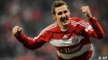 Bundesliga Bayern München Klose