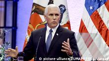 Chile | US-Vizepräsident Mike Pence besucht Chile