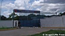 Abgelegen im tropischen Regenwaldgebiet: das Gefängnis von Puerto Ayacucho