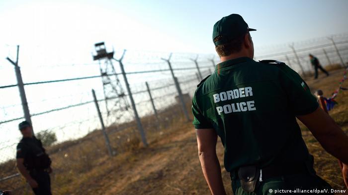 Bulgaria border control