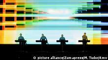 Band Kraftwerk Live Konzert