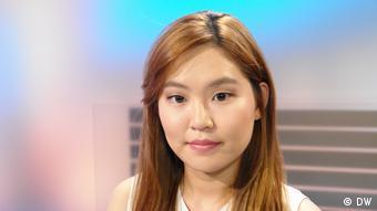 Quadriga Sendung Dahye Yim 17.08.17