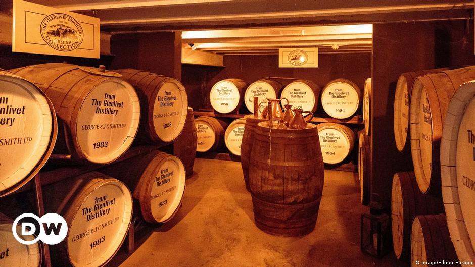 Schottischer Whisky-Hersteller gegen Unabhängigkeit von Großbritannien