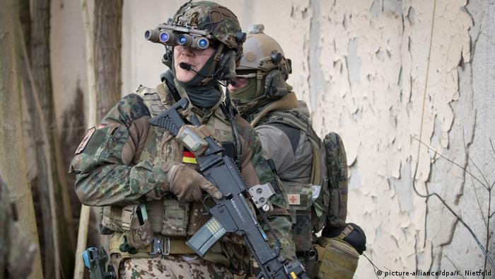 German special forces