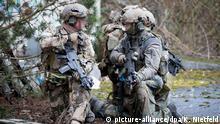 Deutschland Kommando Spezialkräfte der Bundeswehr