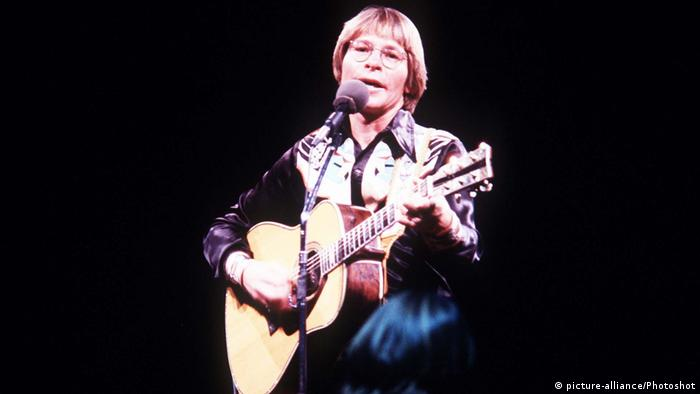John Denver in 1979 (picture-alliance/Photoshot)