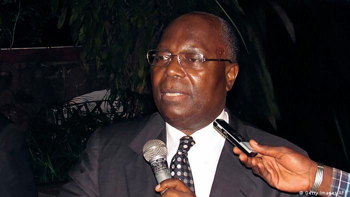 Clement Mouamba