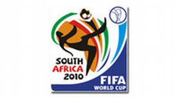 Poster to advertise the Football World Cup in South Africa