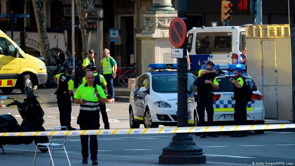 Напад во Барселона