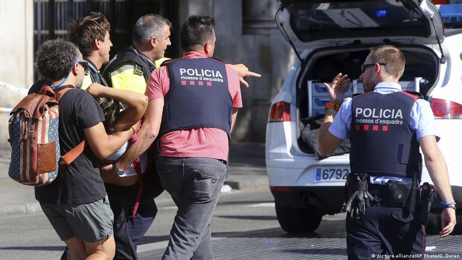 Часови на терор во Шпанија