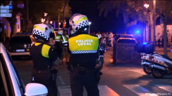 Spania - cinci atentatori au fost ucişi de forţele de ordine