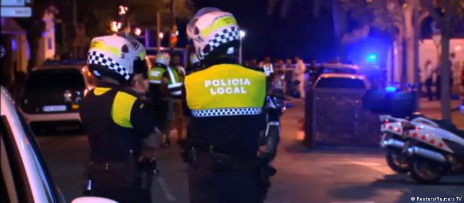 Ação policial impediu massacre maior em Cambrils
