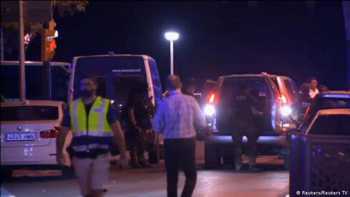 Spania - cinci presupuşi terorişti au fost împuşcaţi la Cambrils