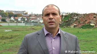 Mazedonien Maksim Dimitrievski