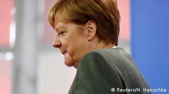 Deutschland Merkel Statement zum Barcelona Anschlag