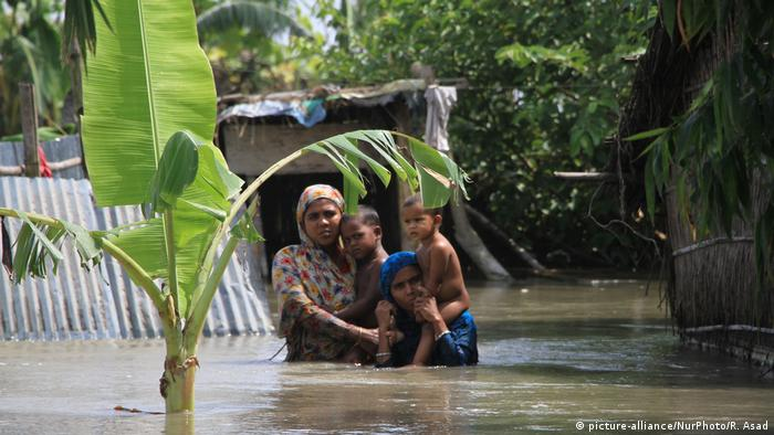 UNICEF says recent floods affected 16 million children in South Asia
