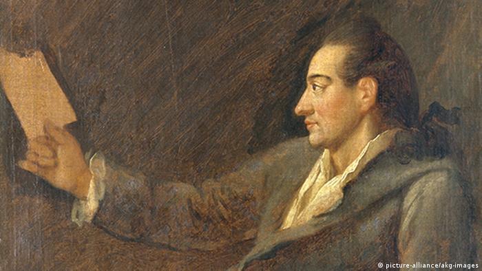Johann Wolfgang v. Goethe