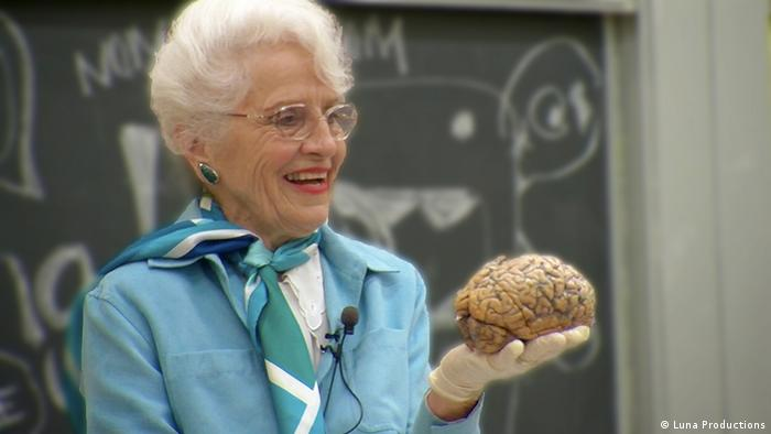 Film My love affair of the brain Dr. Marian Diamond (Luna Productions)