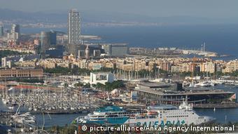 Porti i Barcelonës