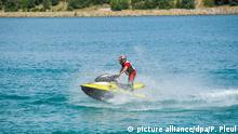 Jet Ski (picture alliance/dpa/P. Pleul)