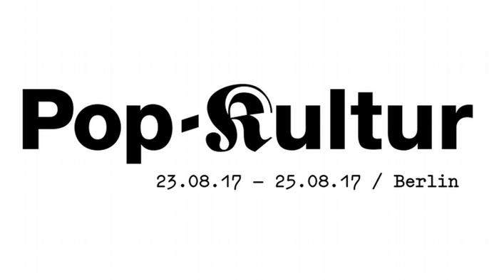 Logo Musikfestival Pop-Kultur in Berlin August 2017 (copyright: Pop-Kultur)