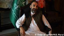 Gouverneur der Provinz Balkh in Afghanistan Atta Mohammad Noor (Getty Images/AFP/S. Marai)
