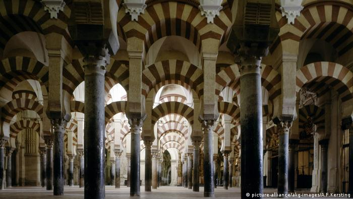 La Mezquita in Cordoba (picture-alliance/akg-images/A.F.Kersting)