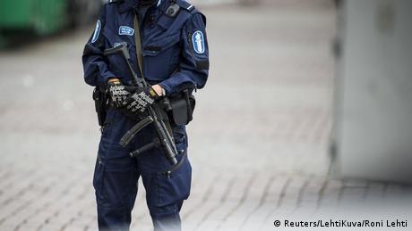 Finnland Messerangriff in Turku (Reuters/LehtiKuva/Roni Lehti)