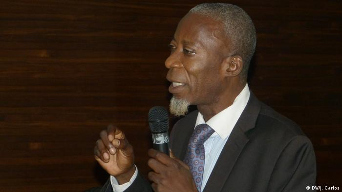 Portugal Konferenz zu Wahl in Angola | Arão Bula Tempo, Anwalt