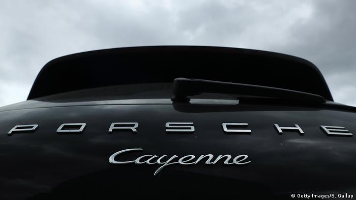 Porsche Cayenne Diesel (Getty Images/S. Gallup)
