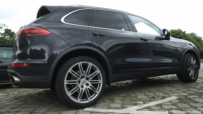Porsche Cayenne Diesel (Getty Images/S. Gallup)