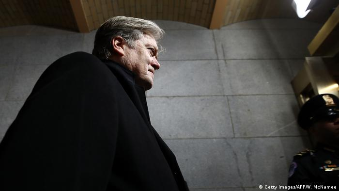 USA | Steve Bannon (Getty Images/AFP/W. McNamee)