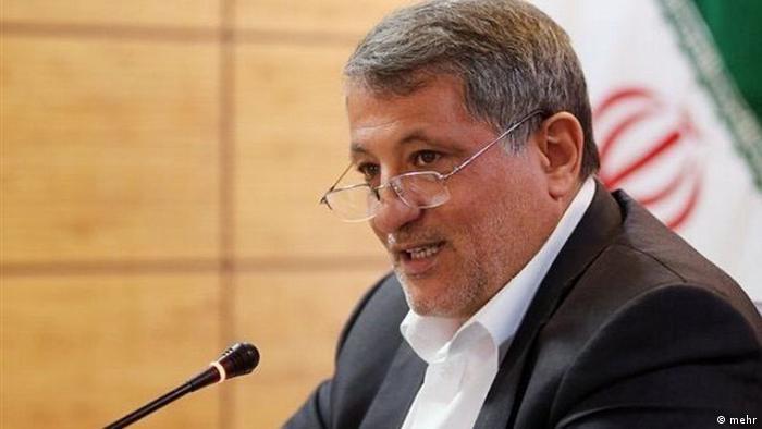 Iran Neuer Stadtrat von Teheran