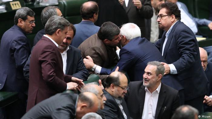 Iran Parlament (Mizan)