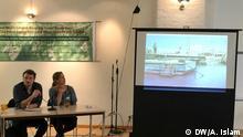 Deutschland Konferenz zu Sundarban in Berlin