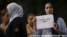 Spanien Ripoll Muslime Gedenken Anschläge Barcelona