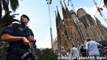 Spanien Sagrada Familia in Barcelona (Getty Images/AFP/P. Guyot)