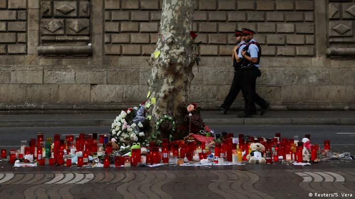 Spanien Las Ramblas in Barcelona (Reuters/S. Vera)