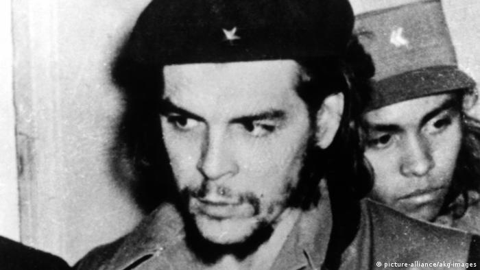 Che Guevara/Foto - Che Guevara/Photo/1965 - Guevara Serna, Ernesto, dit Che Guevara (picture-alliance/akg-images)