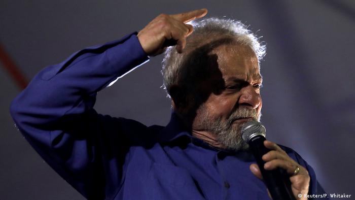 Brasilien Luiz Inacio Lula da Silva