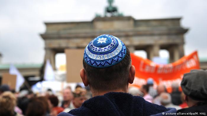 W Berlinie mnożą się antysemickie incydenty