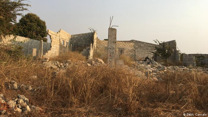Angola Abriss Wohnungen Zango 3