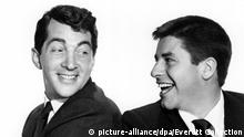 YOU'RE NEVER TOO YOUNG, Dean Martin and Jerry Lewis, 1955