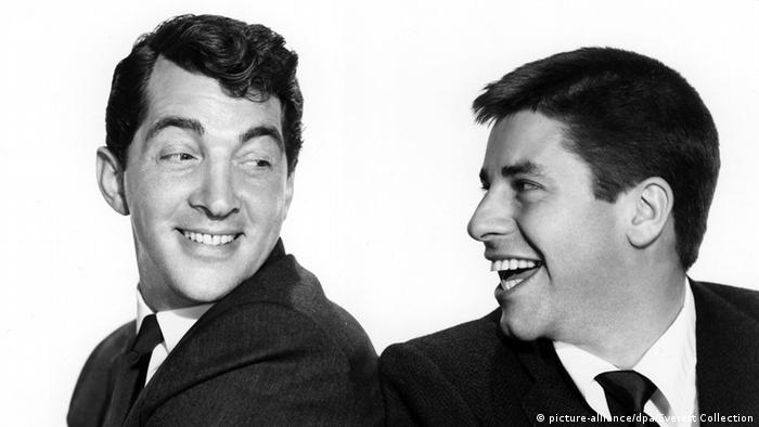 Dean Martin and Jerry Lewis, 1955 (Foto: picture-alliance/dpa/Everett Collection)