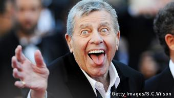 Jerry Lewis 2013 in Cannes (Foto: Getty Images/S.C.Wilson)