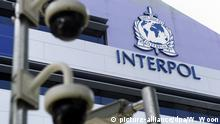 Singapur Interpol Global Complex for Innovation