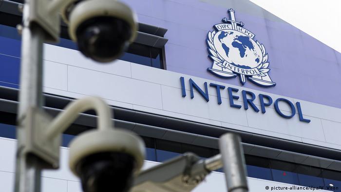 Singapur Interpol Global Complex for Innovation